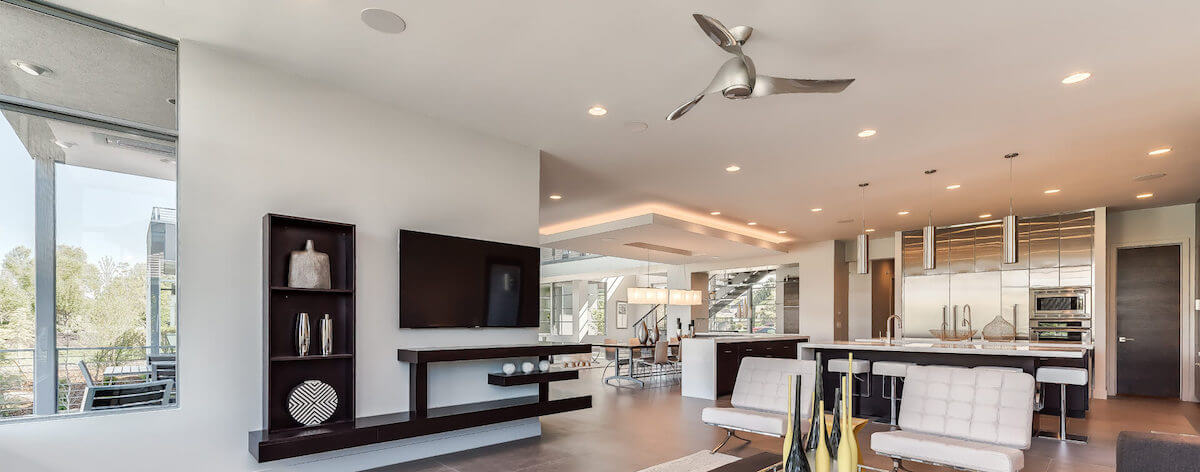 Use Sonos Amp to power In-Ceiling and In-Wall Speakers